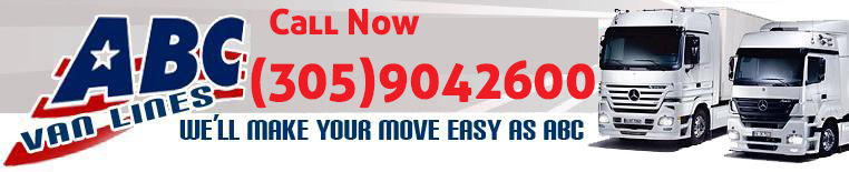 ABC Moving - Your Premium Miami Dade, Broward and Palm Beach Mover.